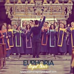 Parte sabato 3 dicembre 2016 il Christmas Tour dell'Euphoria Gospel Choir