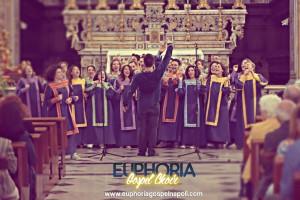 Parte sabato 3 dicembre 2016 il Christmas Tour dell'Euphoria Gospel Choir