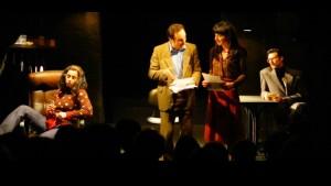 """""""#LAVOROVER40"""", per la regia di Bruno Tràmice, dal 22 al 27 novembre 2016 al Piccolo Bellini di Napoli"""