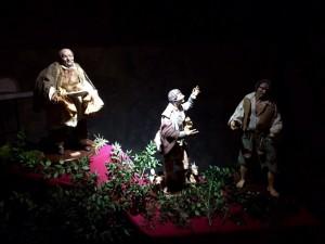 """""""Le anime del presepe"""": visite guidate a tema al Complesso Museale di Santa Maria delle Anime del Purgatorio dal 23 dicembre 2016 al 17 gennaio 2017"""