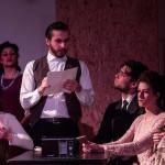 """""""Parla così la verità"""", da Luigi Pirandello, dal 15 al 18 dicembre 2016 al Teatro Elicantropo di Napoli"""