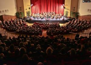 22° Concerto di Capodanno della Nuova Orchestra Scarlatti, il 1° gennaio 2017 al Teatro Mediterraneo di Napoli