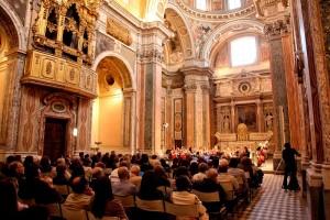 """""""Liebeslieder-Walzer"""", per l'Autunno musicale 2016 della Nuova Orchestra Scarlatti, il 4 dicembre 2016 Chiesa dei SS. Marcellino e Festo – Napoli"""