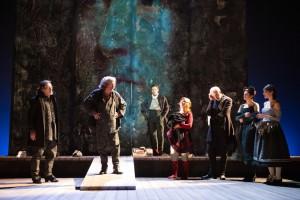 """""""Molière – La recita di Versailles"""", di Paolo Rossi e Giampiero Solari, dal 10 al  15 gennaio 2017"""