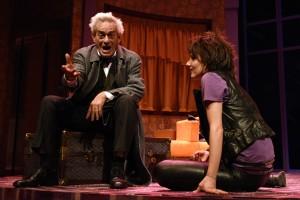 """Eros Pagni in """"Minetti"""", per la regia di Marco Sciaccaluga, dal 31 gennaio al 5 febbraio 2017 al Teatro Mercadante di Napoli"""