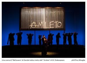 """""""Mal'essere"""" di Davide Iodice in scena al Teatro San Ferdinando di Napoli dal 1° al 12 febbraio 2017"""