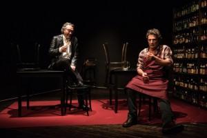 """Andrea Renzi e Tony Laudadio in """"Birre e rivelazioni"""", dal 27 gennaio al 5 febbraio 2017 al Piccolo Bellini di Napoli"""