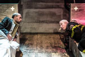 """Compagnia Scimone Sframeli presenta """"Amore"""" di Spiro Scimone, dall'8 al 12 febbraio 2017 al Teatro Nuovo di Napoli"""