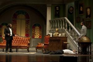 """Lillo&Greg in """"Il Mistero dell'Assassino Misterioso"""", dal 16 al 19 febbraio 2017 al Teatro Cilea di Napoli"""
