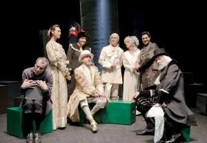 L'avaro - una scena dello spettacolo1