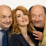 """""""Ieri è un altro giorno"""", con Gianluca Ramazzotti, Antonio Cornacchione e Milena Miconi, dal 23 al 26 febbraio 2016 al Teatro Cilea di Napoli"""