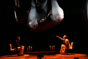 """""""L'amore per le cose assenti"""", scritto e diretto da Luciano Melchionna, dal 14 al 19 marzo 2017 al Piccolo Bellini di Napoli"""