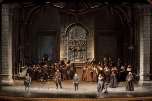 """Ritorna al Teatro San Carlo di Napoli """"Lucia di Lammermoor"""", di Gaetano Donizetti, dal 22 al 30 marzo 2017"""