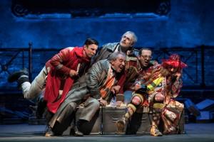 Una scena di Circus Don Chisciotte regia Ruggero Cappuccio foto marco ghidelli (3)