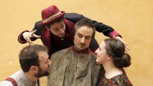 """""""Strafàust"""", di Massimo Maraviglia, dal 6 al 9 aprile 2017 al Teatro Elicantropo di Napoli"""