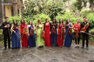 Al via la Primavera Musicale 2017 della Nuova Orchestra Scarlatti, il 1° maggio 2017 alla Chiesa dei SS. Marcellino e Festo
