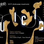 """La dodicesima edizione di """"Arrevuoto"""", progetto di teatro e pedagogia, il 6 ed il 7 maggio 2017 al Teatro San Ferdinando di Napoli"""