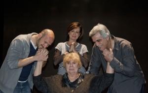 """""""La protesta"""", di Roberta Skerl, per la regia di Maria Cristina Gionta, dal 18 maggio all'11 giugno 2017 al Teatro Manzoni di Roma"""