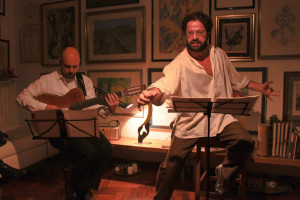 Carlo Lomanto e Paolo Cresta