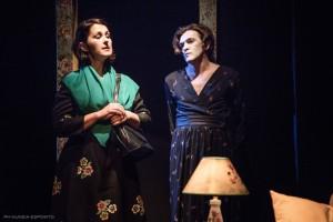 """""""Le cinque rose di Jennifer"""" di Annibale Ruccello in scena il 9 luglio 2017 per la rassegna """"Teatro alla Deriva"""" presso le Terme Stufe di Nerone"""