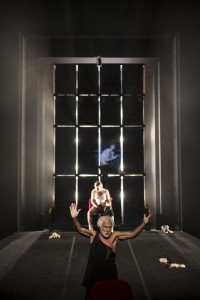 Le Baccanti regia Andrea De Rosa foto Marco Ghidelli (1)
