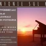 """""""Sinfonie sul mare"""", il 2 settembre 2017 sulla terrazza del Museo Nazionale Ferroviario di Pietrarsa"""