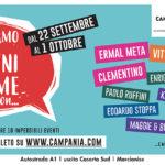 Per il decimo anno del Centro Commerciale Campania 10 giorni di eventi – musica, arte, danza, spettacoli – dal 22 settembre al 1° ottobre 2017