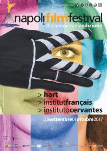 Cristiana Capotondi, Sergio Castellitto e Margaret Mazzantini al Napoli Film Festival, dal 25 settembre al 1° ottobre 2017