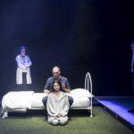 Anteprima di Stagione al Ridotto del Mercadante con gli spettacoli Tomcat, All in e Eva ripresi dopo la chiusura del Teatro nello scorso marzo