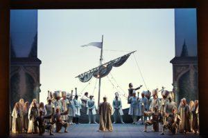 """Il """"Ratto dal Serraglio"""" di Wolfgang Amadeus Mozart, firmato da Strehler e Damiani, dal 29 ottobre all'8 novembre 2017 al Teatro San Carlo di Napoli"""