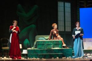 """""""Le serve"""", di Jean Genet, per la regia di Giovanni Anfuso, dal 29 al 29 ottobre 2017 al Teatro Nuovo di Napoli"""