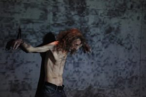 """""""Vangelo"""", spettacolo diPippo Delbono, dal 31 ottobre al 5 novembre 2017 al Teatro Bellini di Napoli"""