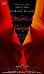 """""""Macedonia e Valentina"""" apre la stagione 2017-2018 del Centro Teatro Spazio di San Giorgio a Cremano. In scena dal 27 ottobre al 12 novembre 2017"""