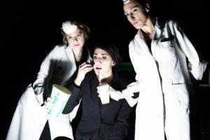 """""""Nevrotika vol. 1-2-3"""", di Fabiana Fazio, dal 26 al 29 ottobre 2017 al Teatro Elicantropo di Napoli"""
