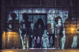 """""""Sei personaggi in cerca d'autore"""", di Luigi Pirandello, apre il 25 ottobre 2017 la Stagione 2017/2018 del Teatro Mercadante di Napoli"""