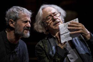 """""""Uscita di emergenza"""", in prima nazionale, inaugura la Stagione 2017-2018 del Teatro San Ferdinando di Napoli, dal 18 ottobre al 5 novembre 2017"""
