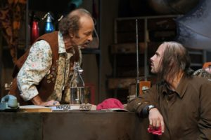 """""""American Buffalo"""", diDavid Mamet, adattamento diMaurizio de Giovanni, dal 14 al 19 novembre 2017 al Teatro Bellini di Napoli"""