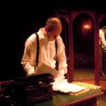 """Con """"Il senso del dolore"""" di Maurizio de Giovanni, il 4 novembre 2017 prende il via la stagione teatrale 2017/2018 de Il Pozzo e il Pendolo Teatro di Napoli"""