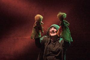 """""""Il viaggio di Ecuba"""", di Gianni Guardigli, dal 9 al 12 novembre 2017 al Teatro Elicantropo di Napoli"""