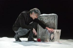 """""""Masculu e fiammina"""", di e con Saverio La Ruina, dall'8 al 12 novembre 2017 al Teatro Nuovo di Napoli"""