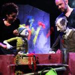 """Jean-Paul Denizon porta in scena """"Moi qui marche"""" e terrà un workshop intensivo, il 22 ottobre 2017 al Teatro La Giostra/Speranzella81 di Napoli"""