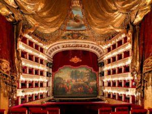 """""""L'Olimpiade"""" di Leonardo Leo in scena per i 280 anni del Teatro San Carlo di Napoli, il 4 novembre 2017"""