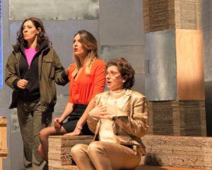 """""""Tre sull'altalena"""", di Luigi Lunari, dal 9 al 12 novembre 2017 al Nuovo Teatro Sancarluccio di Napoli"""