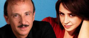 """Carlo Buccirosso e Maria Nazionale in """"Il pomo della discordia"""", dal 25 dicembre 2017 al 14 gennaio 2018 al Teatro Cilea di Napoli"""