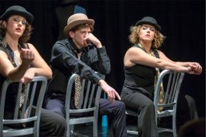 """Ernesto Lama porta in scena """"Sottovoce"""", omaggio a Raffaele Viviani, dal 19 al 21 dicembre 2017 al Teatro Nuovo di Napoli"""