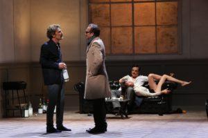"""""""Il servo"""", per la regia di Andrea Renzi e Pierpaolo Sepe, dal 10 al 21 gennaio 2018 al Teatro Mercadante di Napoli"""