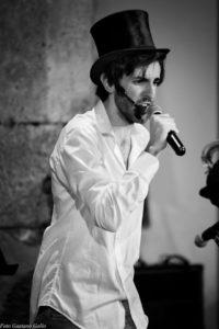 """""""Il Cappellaio Magico"""", dedicato a Rino Gaetano, scritto e diretto da Giacomo Casaula, dal 7 al 10 dicembre 2017 al Nuovo Teatro Sancarluccio di Napoli"""