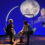 """Luca Barbareschi e Chiara Noschese in """"L'anatra all'arancia"""",  dal 7 al 18 febbraio 2018 al Teatro Mercadante di Napoli"""