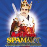 """""""Spamalot"""", il musical con Elio, tratto da """"Monty Python e il Sacro Graal"""",  dal 28 al 4 febbraio 2018 al Teatro Augusteo di Napoli"""