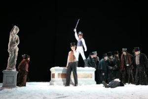 """""""Masquerade"""", per la regia di Rimas Tuminas, Il 27 e 28 gennaio 2018 al Teatro Mercadante di Napoli"""